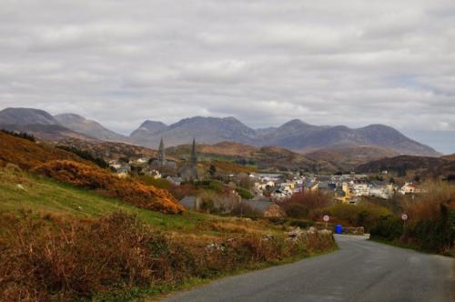Connemara, Clifden